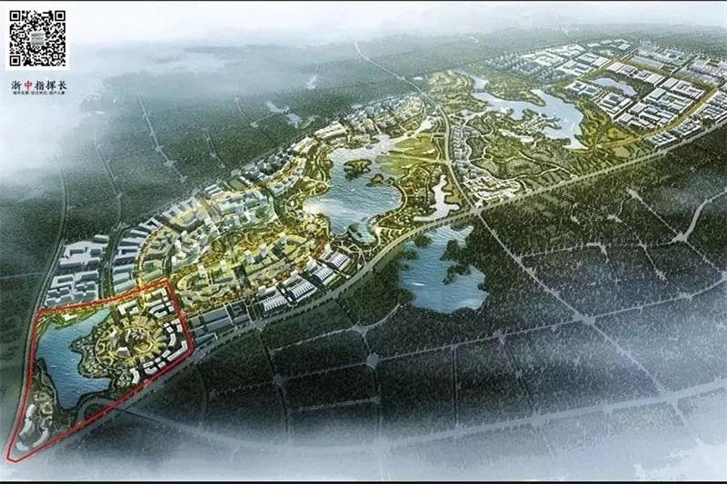新兴科创高地来了!总用地面积149亩,耗资7.36亿元。