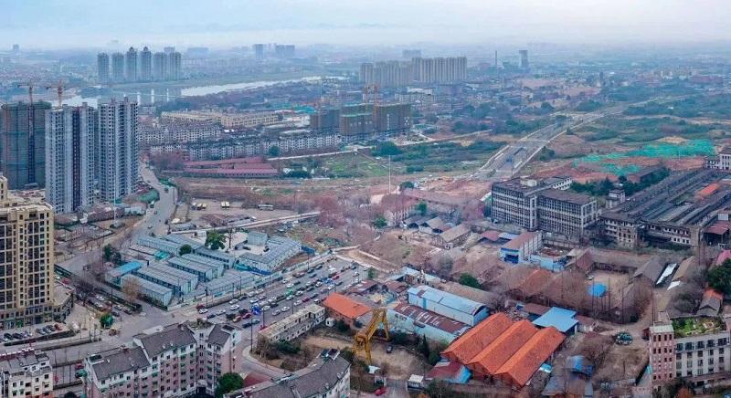 用地规模约11579㎡,金华市解放西路连通工程规划选址红线图发布!