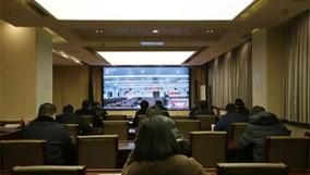 李斌峰在开发区疫情防控工作视频会议上要求:全力以赴抓复工,严之又严抓管控