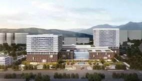 占地约800㎡,金华市人民医院静配中心正式运行