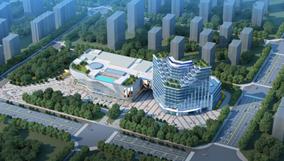 总投资9.25亿元,湖畔里商业综合体项目正在抓紧施工,预计7月份将全部结顶