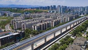 全市唯一!2021年金义东市域轨道交通项目专项债券成功发行